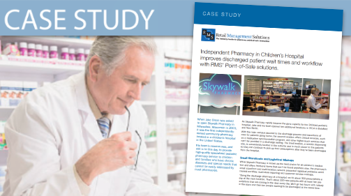 RMS (Children's Hospital) Case Study