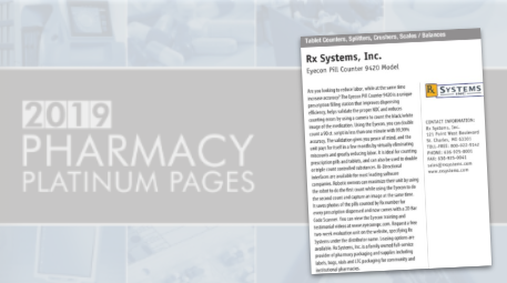 Rx Systems  Supplies  Profile
