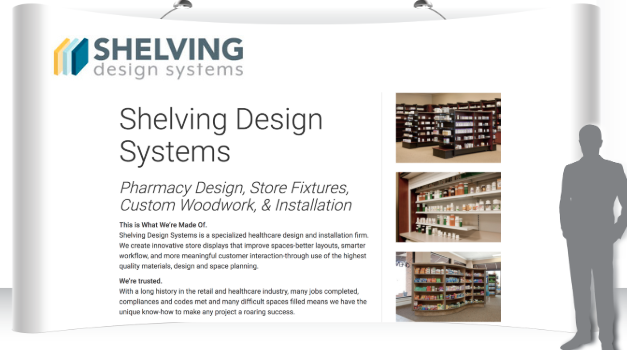 Shelving Design Systems