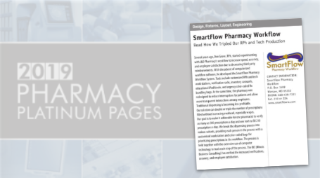 SmartFlow Pharmacy Workflow