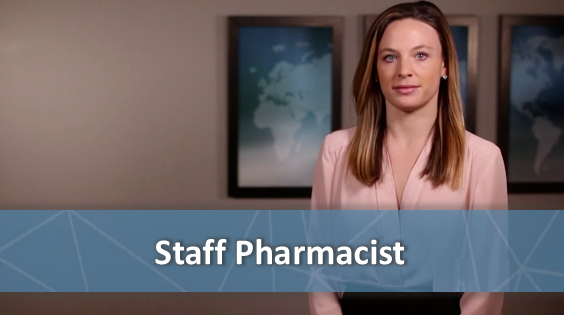 Staff Pharmacist