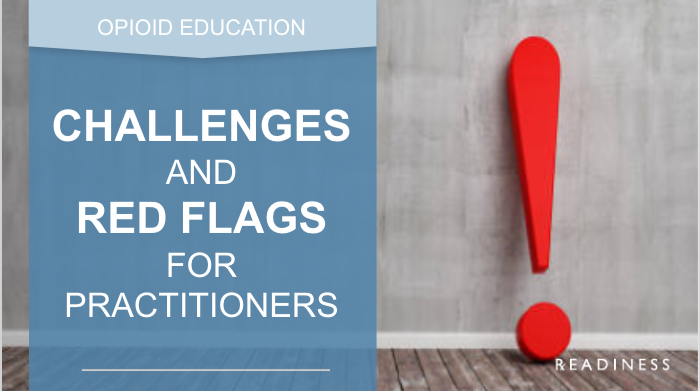 Stakeholder Challenges and Red Flags for Practitioners