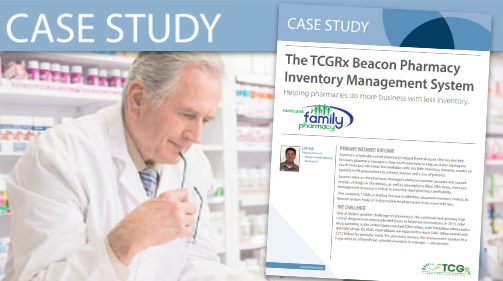TCGRx (Family Pharmacy) Case Study