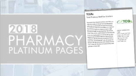 TCGRx Pharmacy Design Profile