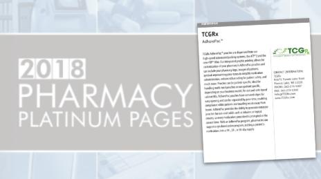 TCGRx  Adherence Profile