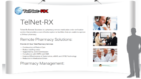 TeleNet-Rx Remote Solutions