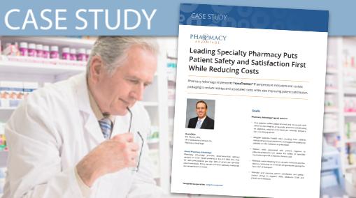 Temptime (Specialty Pharmacy) case study
