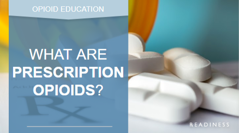 What are Prescription Opioids?