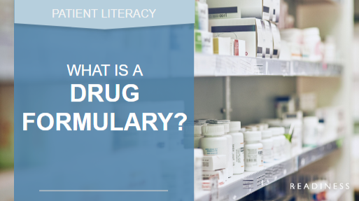 What is a Drug Formulary?