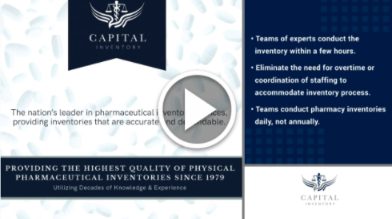 capital inventory video