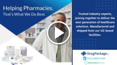 drug package video