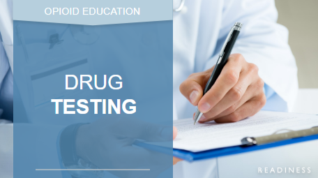 drug testing readiness