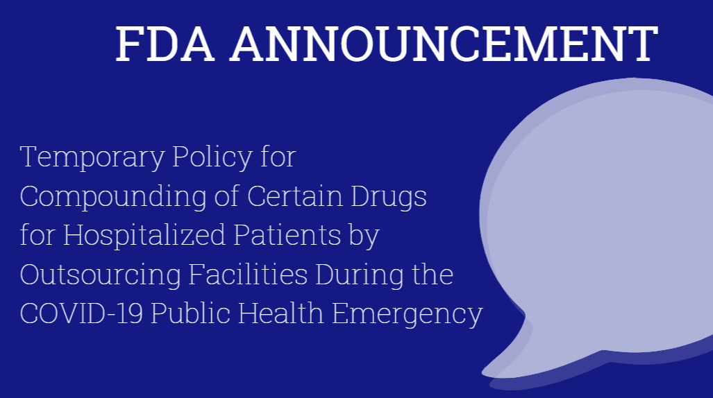 fda announcment