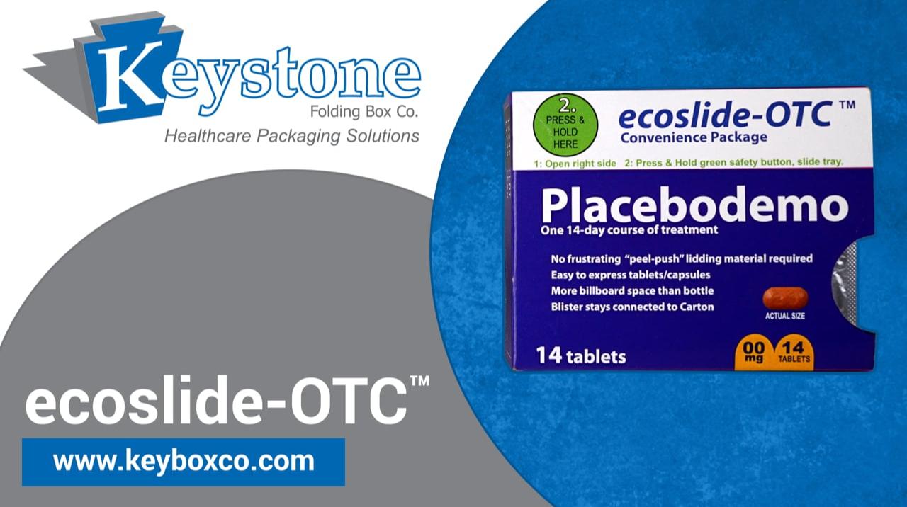 keystone box ecoslide-otc