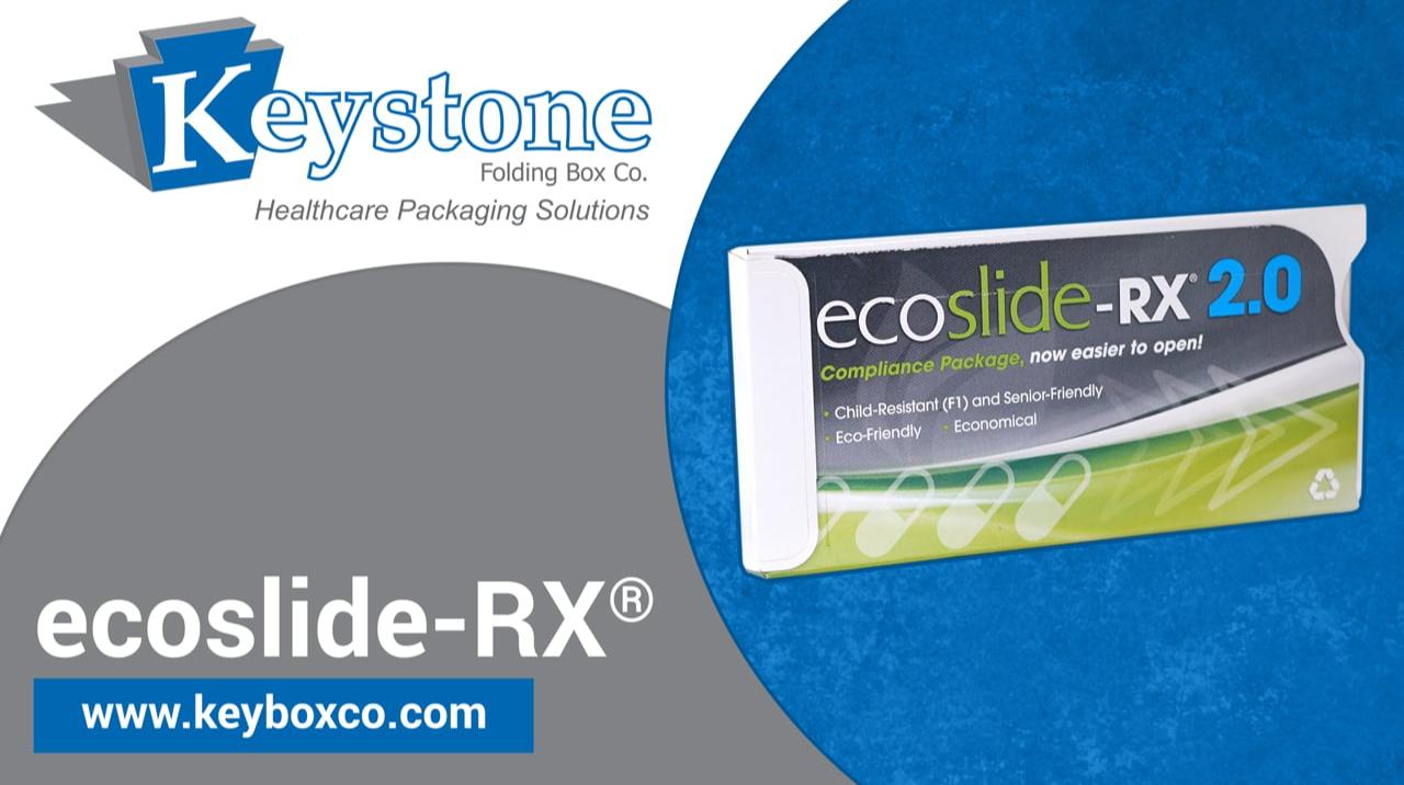 keystone box ecoslide-rx