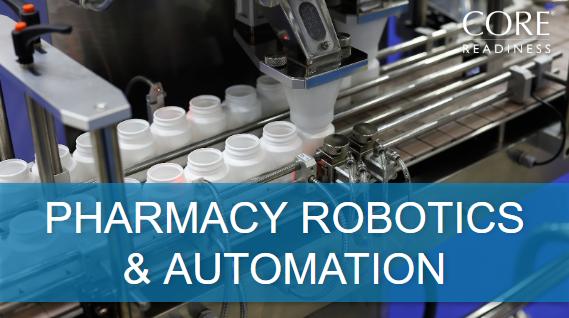 pharmacy robotics and automation