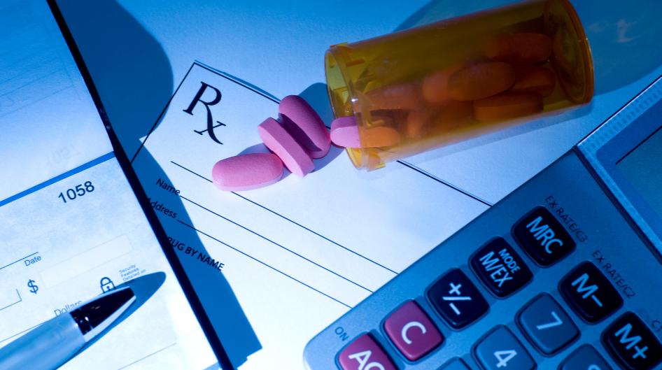 prescription cost fees