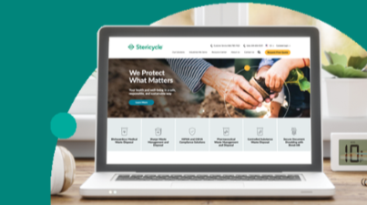 stericycle new website