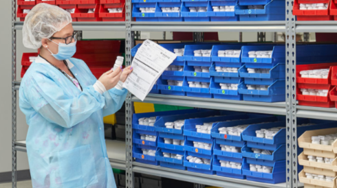 unit dose solutions compliance