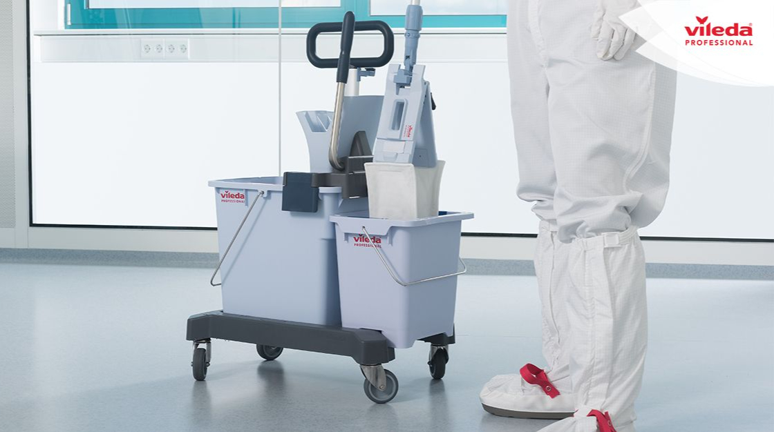 vileda ultraspeed pro cleaning systems