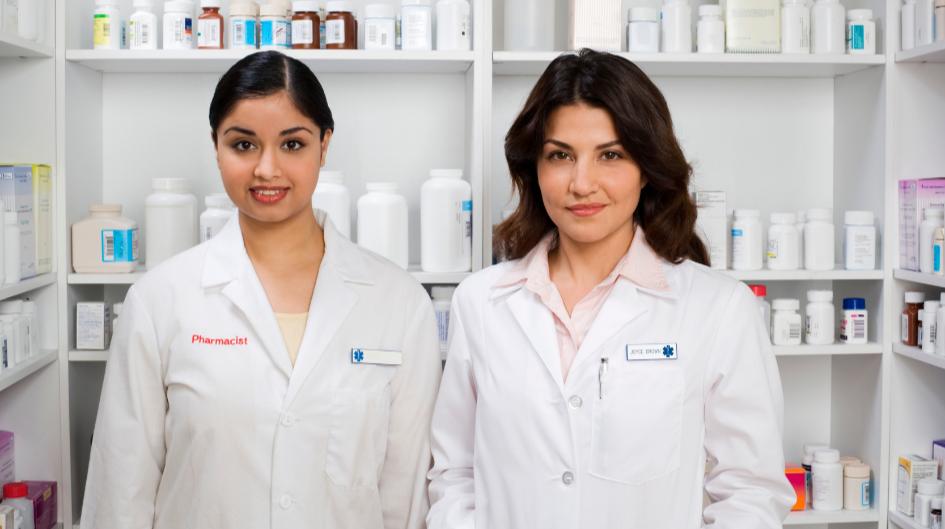 women pharmacy